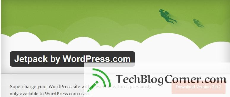 Jetpack-wordpress-plugin-techblogcorner