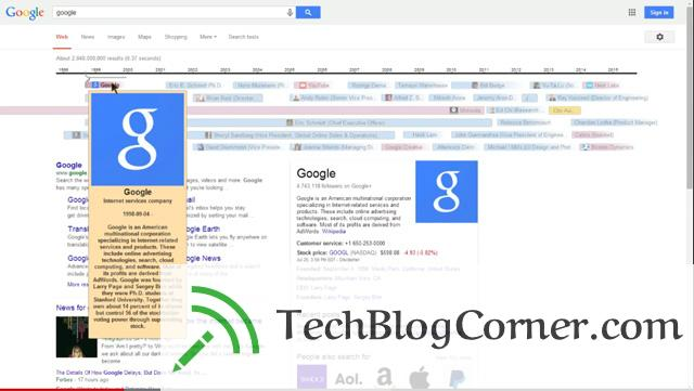 google-timeline-knowledge-graph-google-2-techblogcorner
