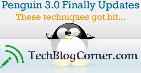 penguin 3.0-techblogcorner