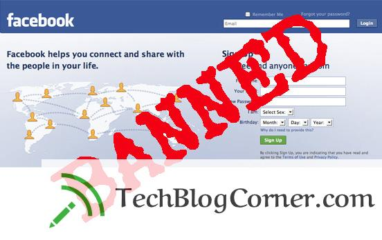 facebook-twitter ban