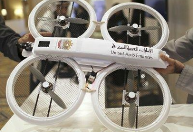 UAE Embraces Drone Delivery
