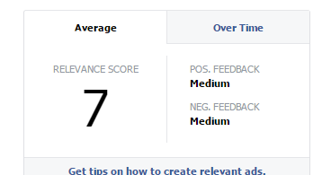 relevance score-facebook-techblogcorner