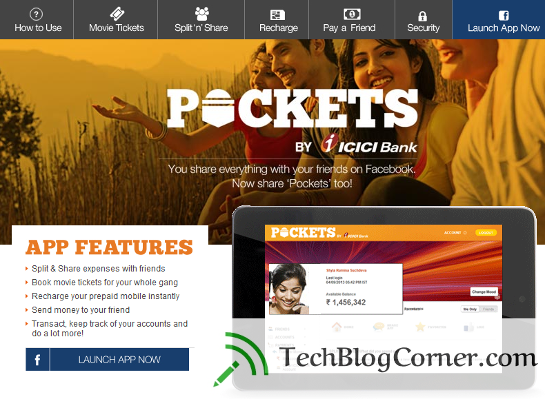 ICICI_pockets_FB_app-techblogcorner