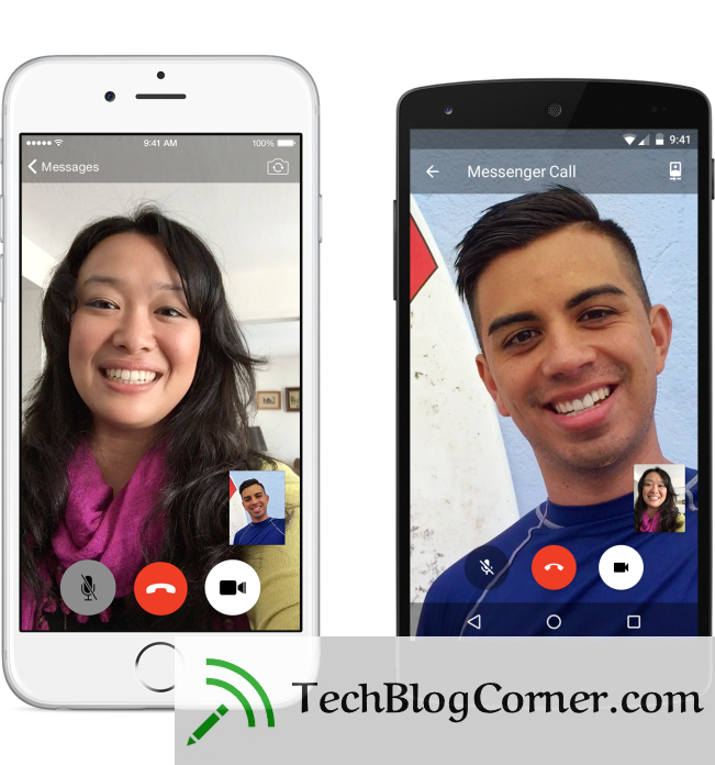 Facebook-messanger-video-chat-techblogcorner