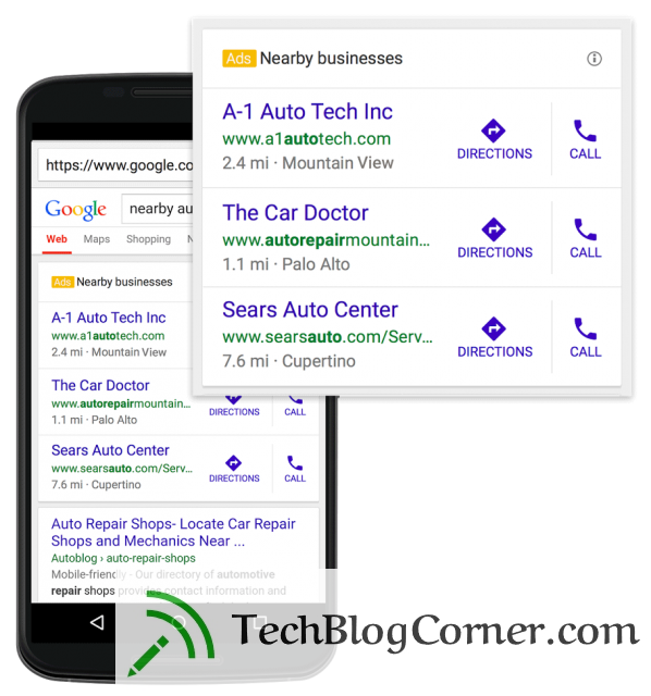 google-adwords-mobile-nearby-techblogcrorner
