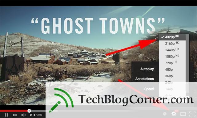youtube-8k-video-techblogcorner