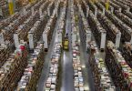 Inside An Amazon.com Distribution Center On Cyber Monday