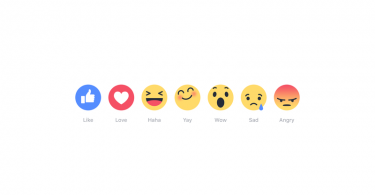 Facebook-reaction-emotions-techblogcorner