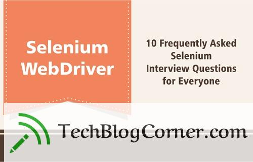 Selenium-Interview-Questions