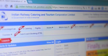 IRCTC-One-Booking-Per-Login