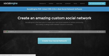 Social Engine -Social Network
