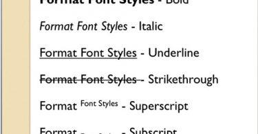 fontstyles-techblogcorner