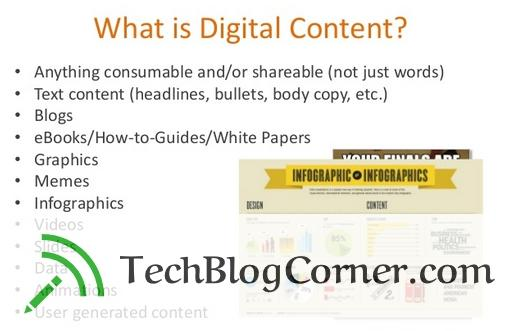 digital content- techblogcorner