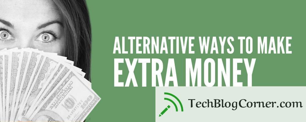 make-extra-mone=from home using laptop-techblogcorner