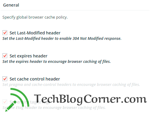W3 Total Cache Plugin - techblogcorner