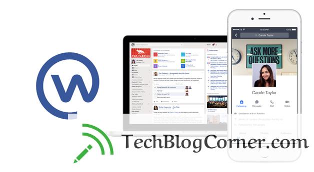facebook at work- techblogcorner