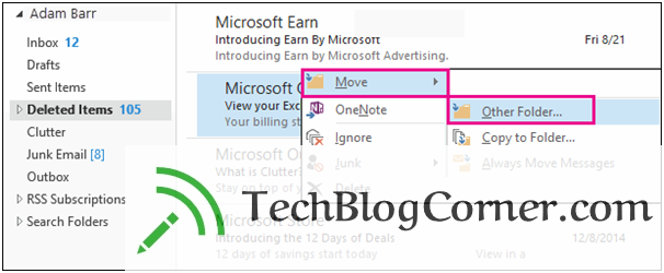 How to Recover Deleted Emails in Outlook 2016, 2013, 2010 & 2007 2