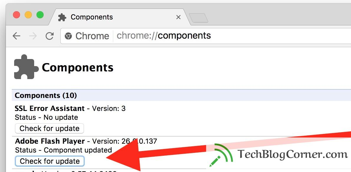 How To Fix Shockwave Player Crashes in Google Chrome 1