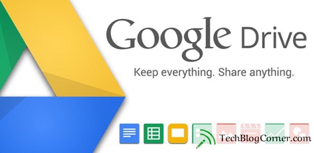 Google-Drive-Share-