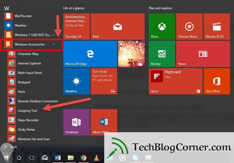 How To Take Screenshots In Windows 10 (Easy Steps) 2