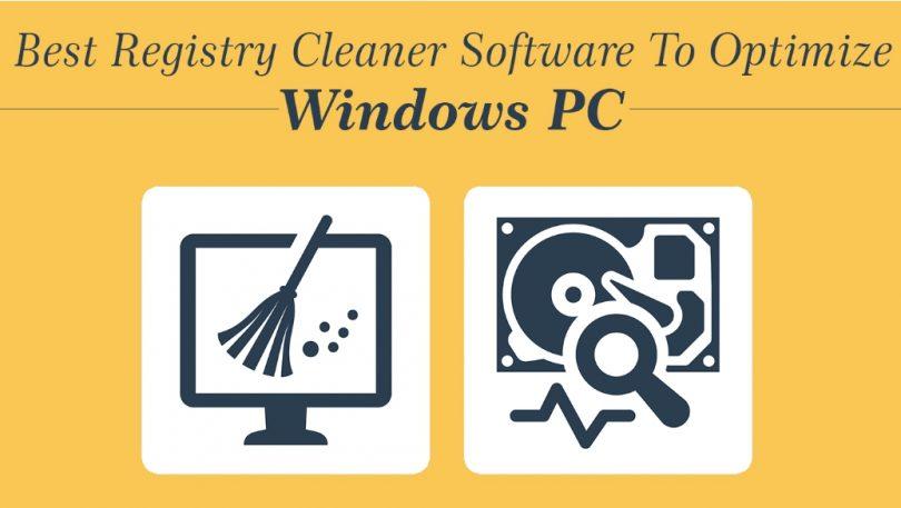 10 Best Registry Cleaner Software For Windows 10, 8, 7 In 2018