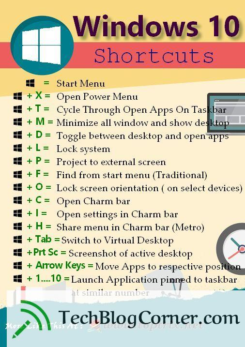 windows-10-shortcut