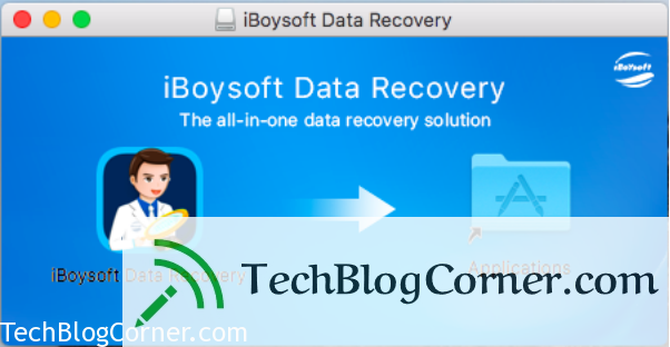 How to do Data Recovery for Mac using iBoysoft Data Recovery Software 5