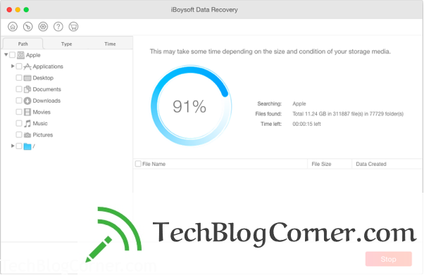 How to do Data Recovery for Mac using iBoysoft Data Recovery Software 3