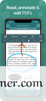 5 Best PDF Reader Apps For iPhone & iPad 5