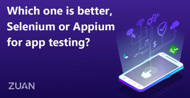 Which one is Better, Selenium or Appium for app Testing