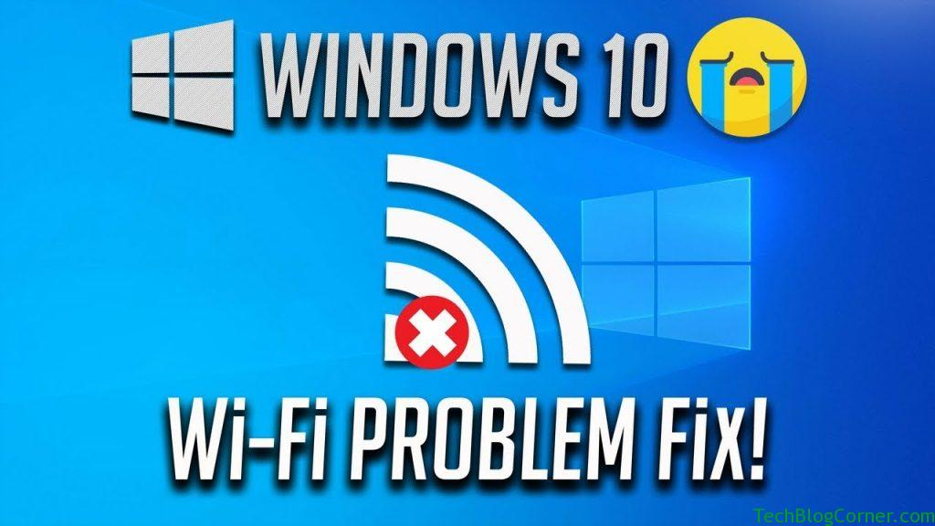 How to Fix the Problem of Limited Wi-Fi in Windows 10 2