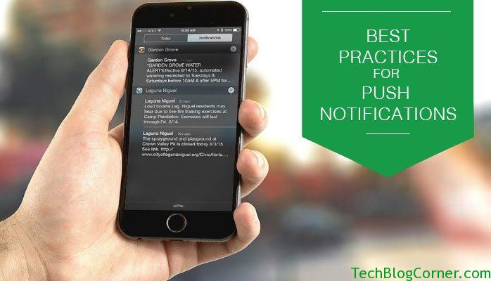 4 Best Practices for Push Notifications in 2021 1