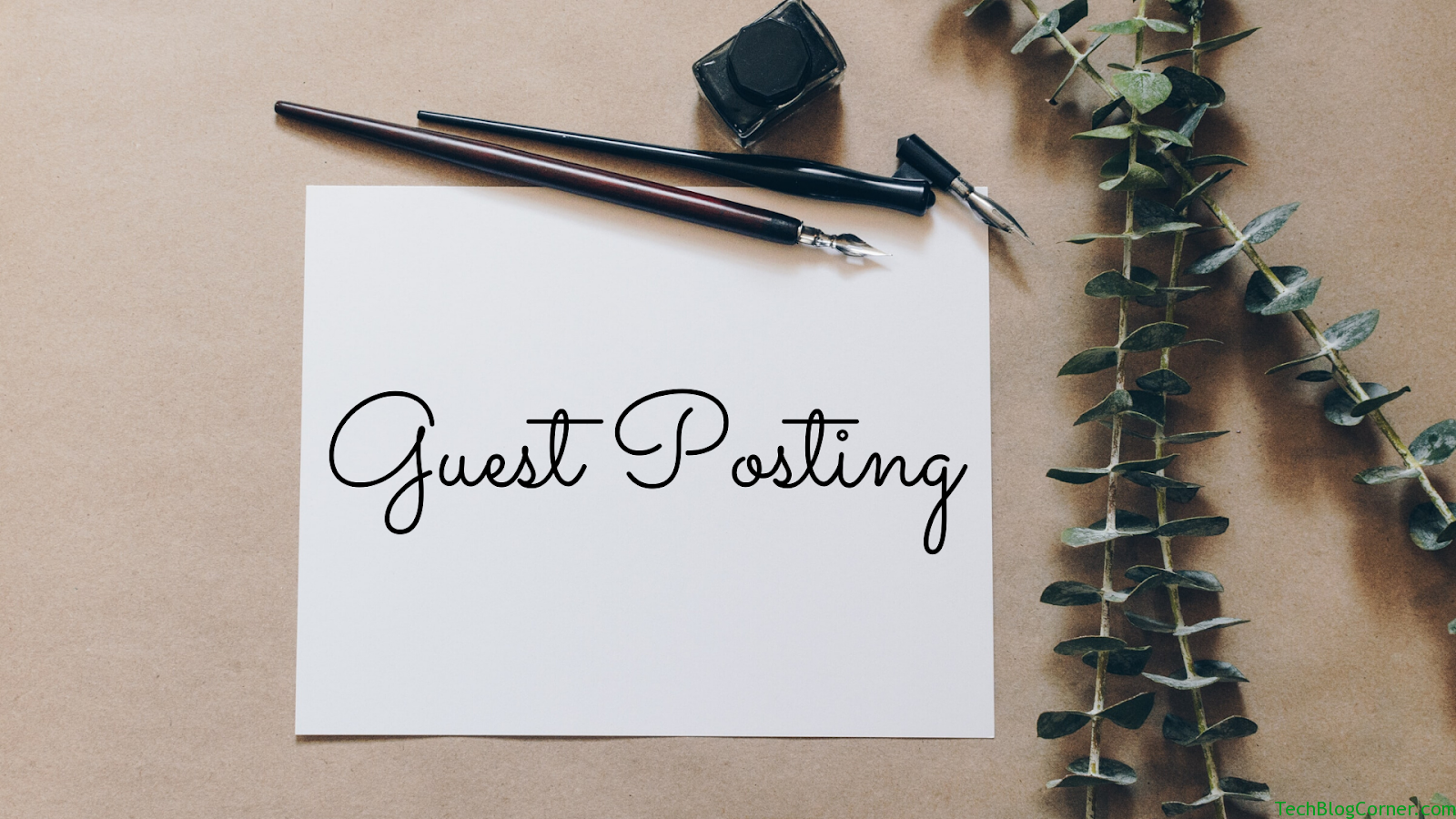 How To Do Guest Posting In SEO? 1