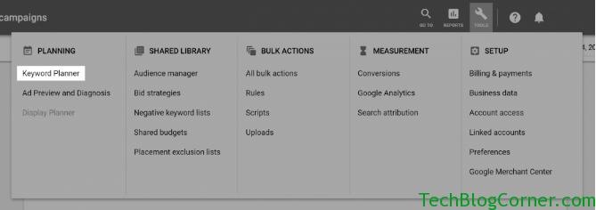 Beginner's Guide to Google Keyword Planner for SEO 5