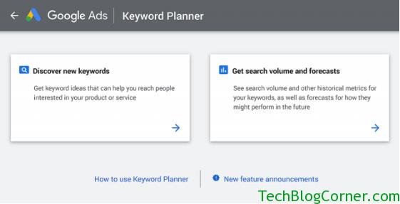 Beginner's Guide to Google Keyword Planner for SEO 6