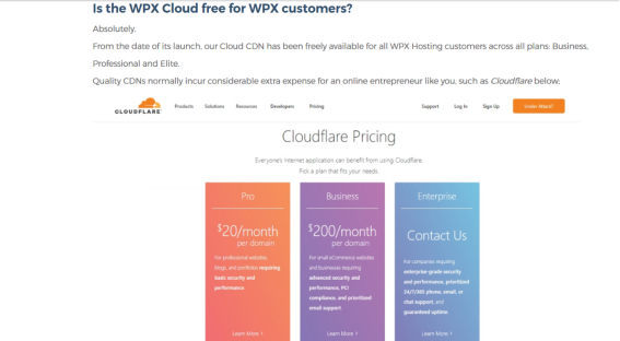 WPX Hosting Review - Why They Are Fastest Hosting Provider 3