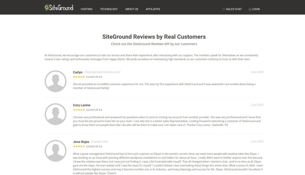 SiteGround Review - Are They Really Best Hosting Provider? 2