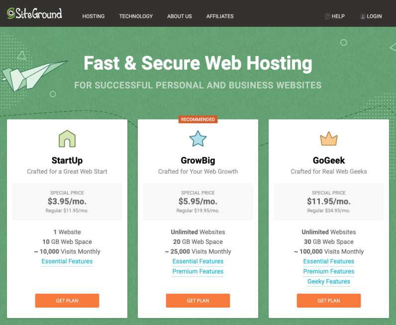 SiteGround Review - Are They Really Best Hosting Provider? 7