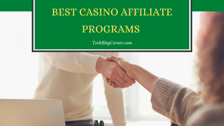 5 Best Casino Affiliate Programs & Networks for 2020