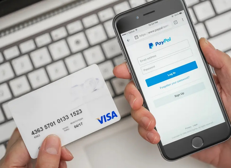 Connect your credit card for better security