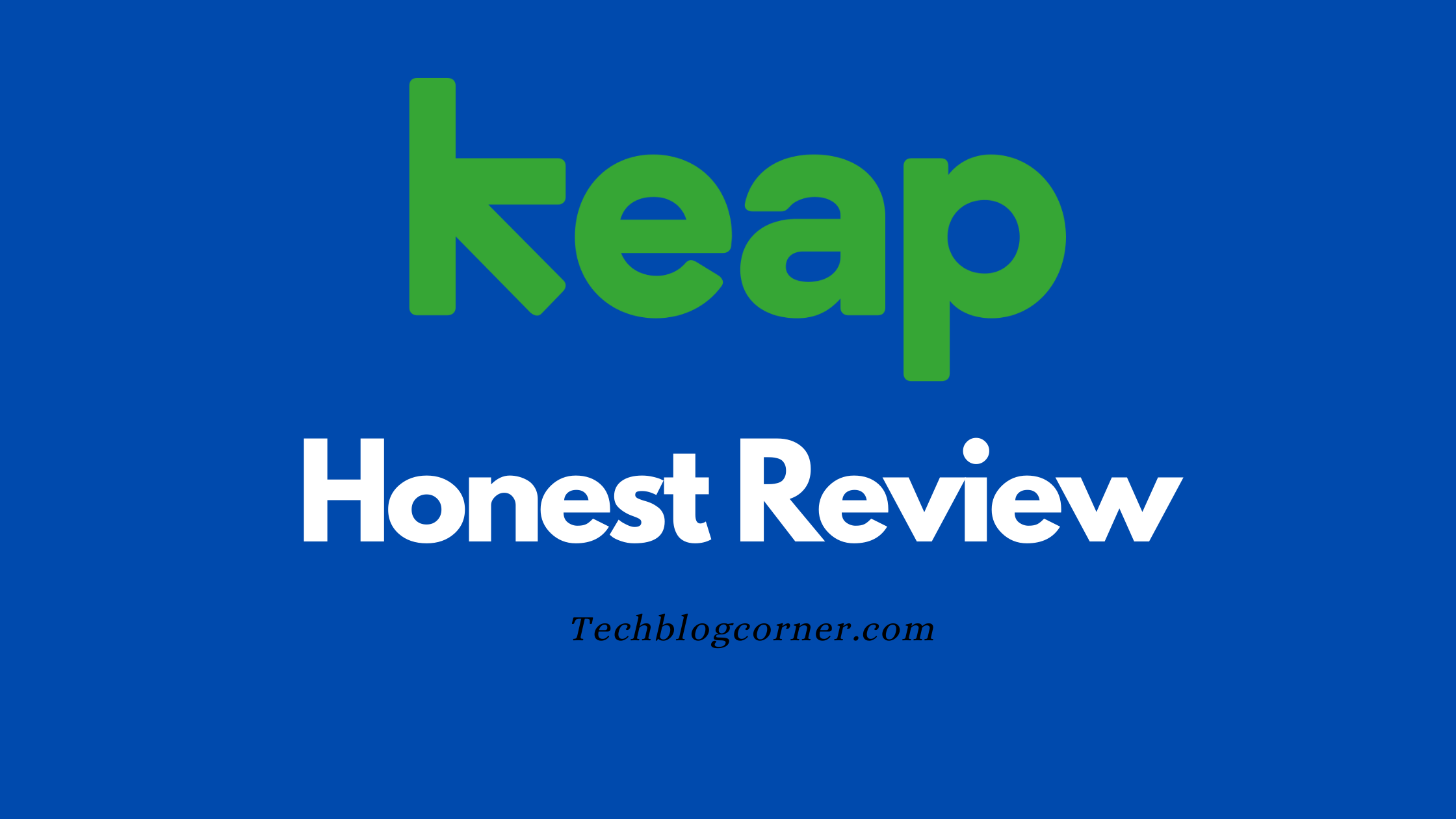 Keap Review 2020
