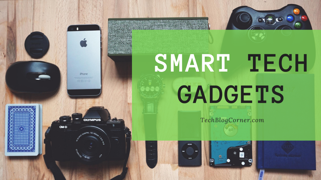12 Smart Tech Gadgets to Consider in 2021 1