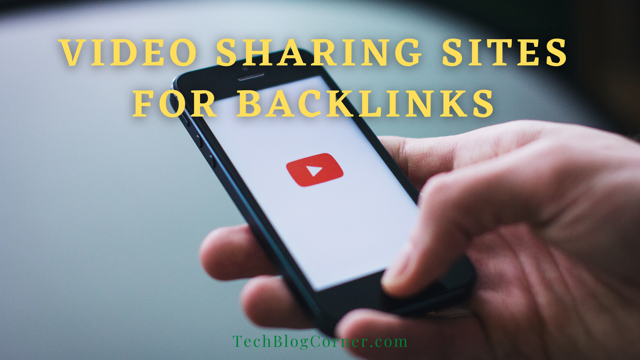 Video Sharing Sites for Backlinks