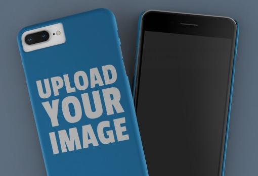 iPhone 11 phone case mockup