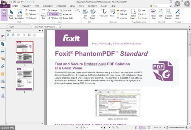 PDFelement vs Adobe Acrobat vs Foxit PDF - Which PDF Editor is Better? 6
