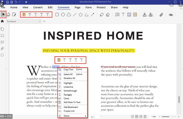 PDFelement vs Adobe Acrobat vs Foxit PDF - Which PDF Editor is Better? 13
