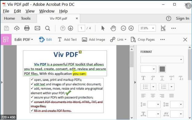 PDFelement vs Adobe Acrobat vs Foxit PDF - Which PDF Editor is Better? 14
