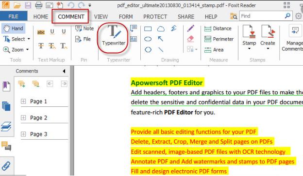 PDFelement vs Adobe Acrobat vs Foxit PDF - Which PDF Editor is Better? 15