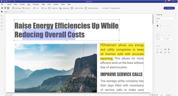 PDFelement vs Adobe Acrobat vs Foxit PDF - Which PDF Editor is Better? 16