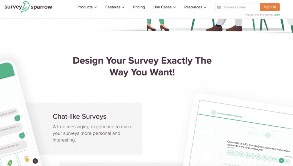 11 Best Web Survey Tools for Customer Research in 2021 7